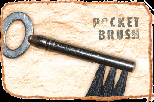Pocket Brush