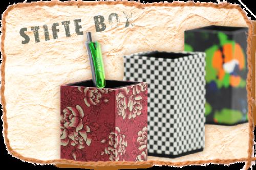 Stifte-Box